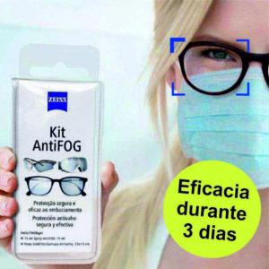 Antifog poraulleres optica Jordi Porta antivaho gafas empañadas